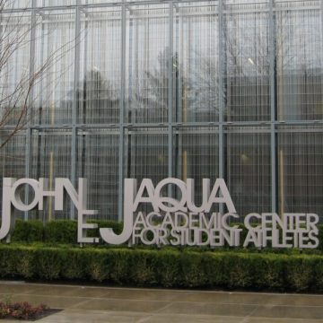 Jaqua Academic Center for Student-Athletes